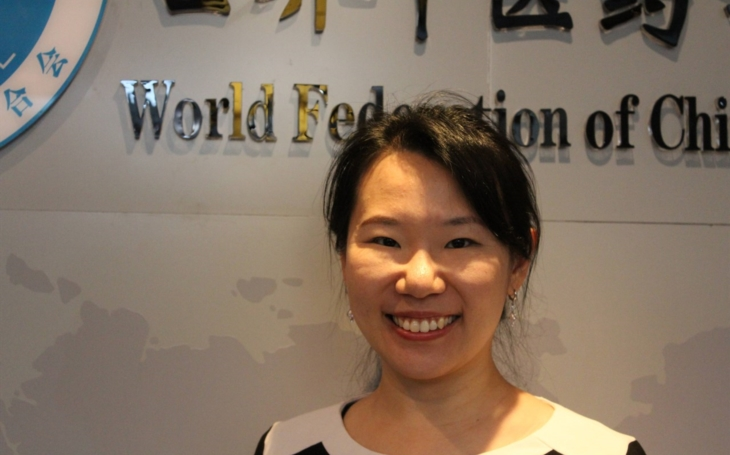 Sunny Wang, Director, WFCMS: It is time for acceleration of TCM development in Europe