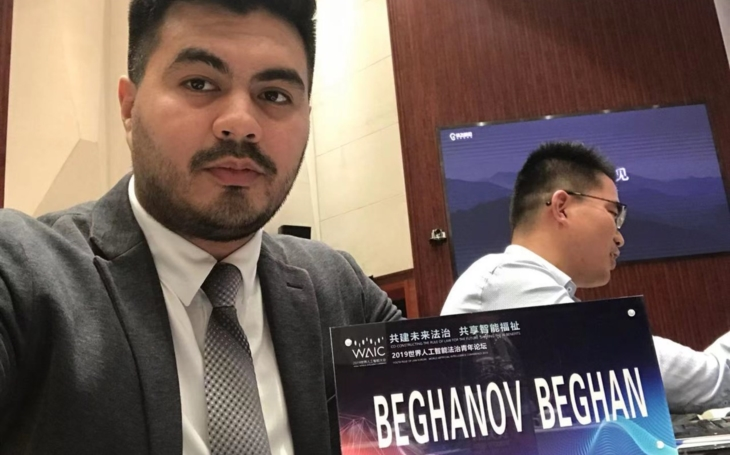 Beghan Beghanov: Young students should choose their researching field accordance with their potential and interests.